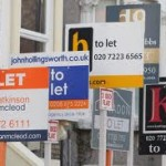 Overrun by To Let signs